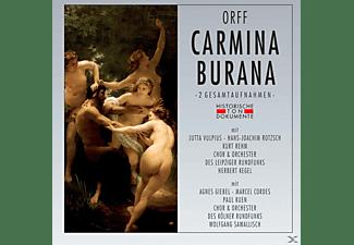 Chor Und Orchester Des Leipziger Rundfunks - Carmina Burana  - (CD)