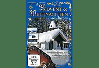 Advent & Weihnachten In Den Bergen-Dvd DVD
