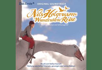 OST/Hansen,Stefan (Composer)/Petersen,Detlef (Co.) - Nils Holgerssons Wunderbare Reise-Soundtrack  - (CD)