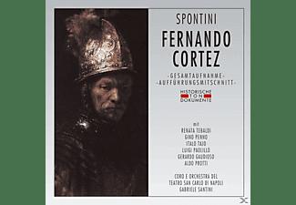 Coro E Orchestra Del Teatro Di San Carlo Di Napoli - Fernando Cortez [Doppel-Cd]  - (CD)
