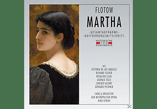Chor Und Orchester Der Metropolitan Opera New York - Martha  - (CD)
