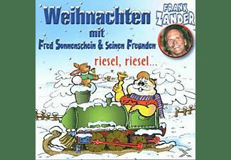 Frank Zander - Weihnachten Mit Fred Sonnenschein &Seinen Freunden  - (CD)