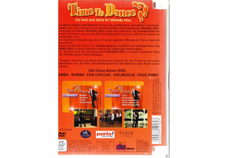 Time to Dance - Latin Dances DVD