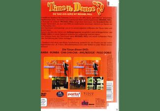 Time to Dance - Latin Dances DVD