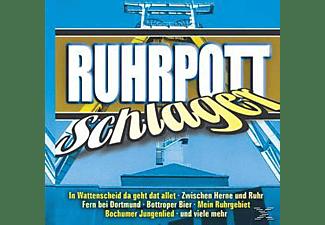VARIOUS - Ruhrpott Schlager  - (CD)
