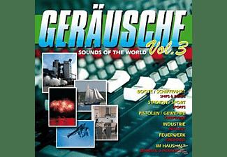 VARIOUS - Geräusche Vol.3-Sounds Of The World  - (CD)