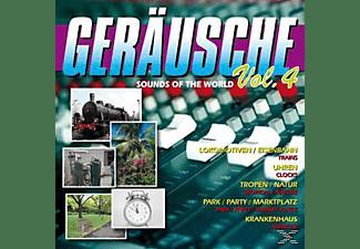 VARIOUS - Geräusche Vol.4-Sounds Of The World  - (CD)
