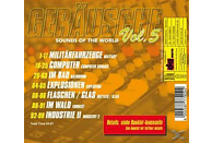VARIOUS - Geräusche Vol.5-Sounds Of The World [CD]