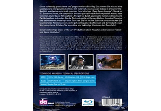 Deep Space Explorer In Hd-Blu Ray Blu-ray