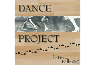 Alec Orchester Medina - Dance Project  - (CD)