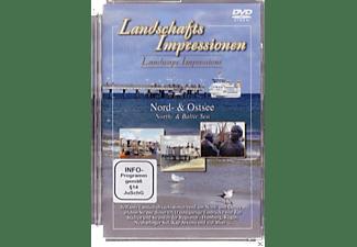 Landschaftsimpressionen: Nord- & Ostsee DVD