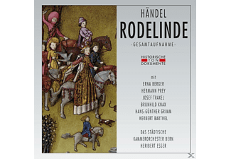 Das Städtische Kammerorchester Bern - Rodelinde  - (CD)