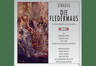 Chor Der Königlichen Hofoper Berlin, Berliner Gramm - Die Fledermaus  - (CD)
