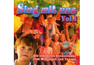 VARIOUS - Sing Mit Uns Kinderlieder 1  - (CD)