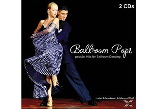 Klaus Tanzorchester Hallen - Ballroom Pops  - (CD)
