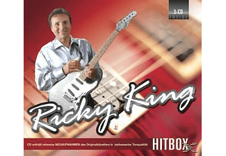 Ricky King - Hitbox  - (CD)