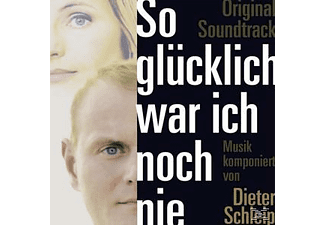 Dieter Schleip - So Glücklich War Ich Noch Nie  - (CD)