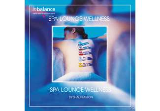 Shaun Aston - Spa Lounge Wellness  - (CD)