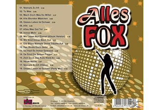 Andreas Martin - Alles Fox  - (CD)
