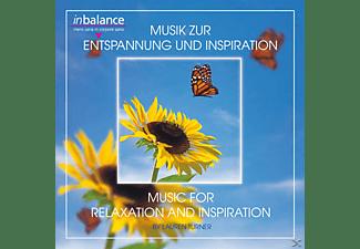 Lauren Turner - Musik Zur Entspannung Und Inspiration  - (CD)