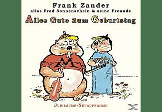 Frank Alias Fred Sonnenschein Zander - Alles Gute Zum Geburtstag  - (CD)
