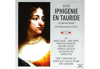 VARIOUS - Iphigenie En Tauride  - (CD)