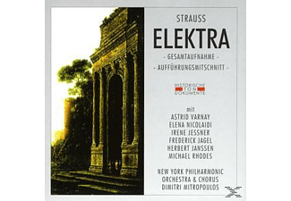 New York Philharmonic Orchestra& Chorus - Elektra  - (CD)