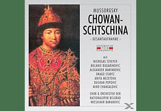 Chor - Chowan-Schtschina (Ga)  - (CD)