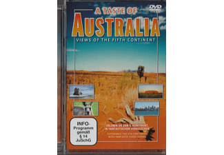 A Taste of Australia - Views of the fifth Continent - (DVD)