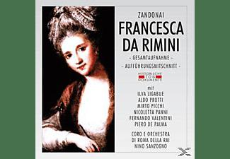 Coro E Orch.Di Roma Della RAI - Francesca Da Rimini  - (CD)