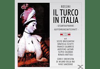 Coro E Orch.Di Milano Della RAI - Il Turco In Italia  - (CD)
