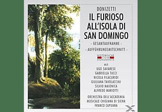 ORCH.DELL'ACCADEMIA MUSICALE CHIGIANA DI SIENA - Il Furioso All'isola Di San Domingo  - (CD)