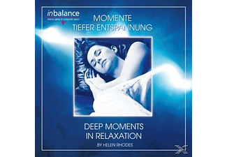 Helen Rhodes - Momente Tiefer Entspannug  - (CD)