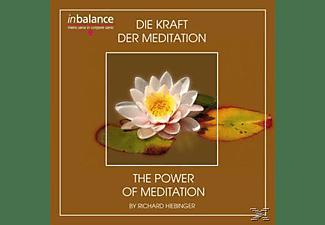 Richard Hiebinger - Die Kraft Der Meditation  - (CD)