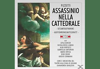 Coro E Orch.Del Teatro Alla Scala Di Milano - Assassinio Nella Cattedrale  - (CD)