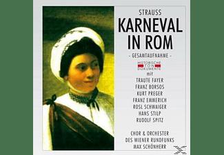 Chor Und Orch.D.Wiener Rndfunks - Karneval In Rom [Doppel-Cd]  - (CD)