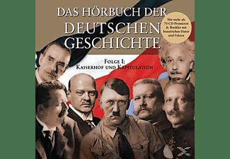 VARIOUS - Hörbuch Der Dt.Geschichte 1  - (CD)