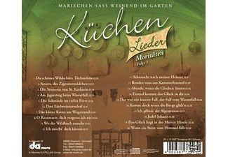 VARIOUS - Küchenlieder Moritäten Folge 3  - (CD)