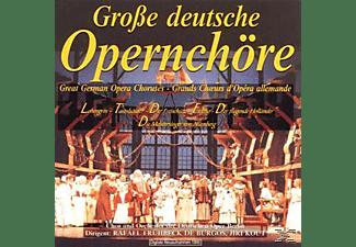 Chor+odob - Opernchöre, Grosse Deutsche  - (CD)