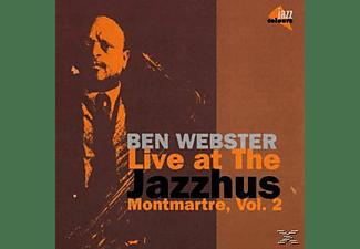 Ben Webster - Live At The Jazzhus Vol.2  - (CD)