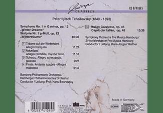 VARIOUS - Sinf.1, Op.13/Capriccio Ital.  - (CD)