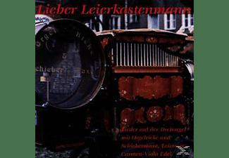 Orgelrieke - Lieber Leierkastenmann  - (CD)
