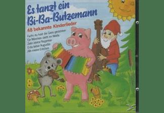 VARIOUS - Es Tanzt Ein Bi-Ba-Butzemann  - (CD)