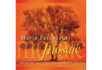 Maria Farantouri - Mosaic  - (CD)