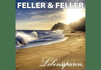 Feller - Lebensspuren  - (CD)
