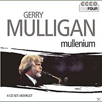 Gerry Mulligan - Gerry Mulligan: Mullenium [CD]
