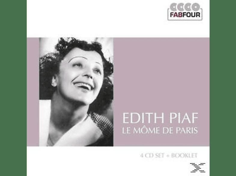 Edith Piaf - Edith Piaf: Le Môme De Paris [CD]