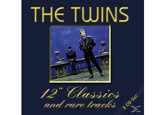 The Twins - 12 Inch Classics And Rare Tracs  - (CD)
