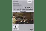 Reinhard Augsburger Domsingknaben & Kammler - Weihnachtsoratorium I-Iii Bwv 248 [DVD]