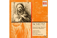 Dres.Kreuzchor/Mauersberger/SD - Doppelchör.Motetten/Dt.Magnif. [CD]